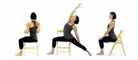 Corso di Formazione Professionale in Chair Yoga