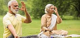 Yoga per la terza età